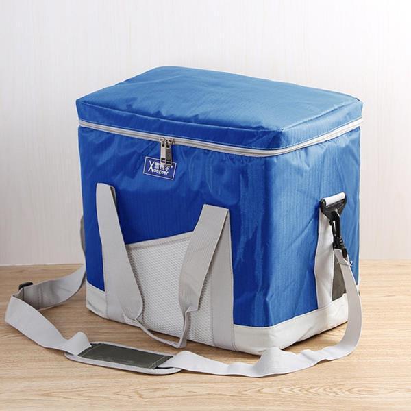 아이스박스 캠핑용 보온보냉 아이스백 28L-색상랜덤 캠핑박스
