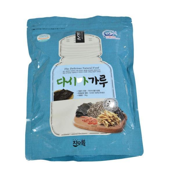 천연조미료 국내산 다시마가루 1kg