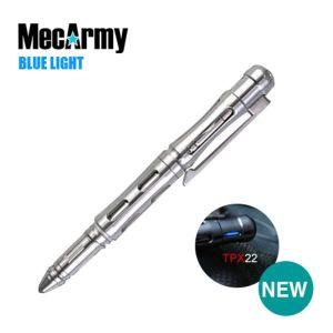 맥아미(MecArmy) 블루 트리튬라이트 텍티컬 펜 TPX22_불레부통상 정품