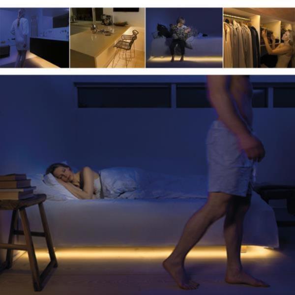 베드등 무드등 거실등 더블센서 조명(더블 침대)