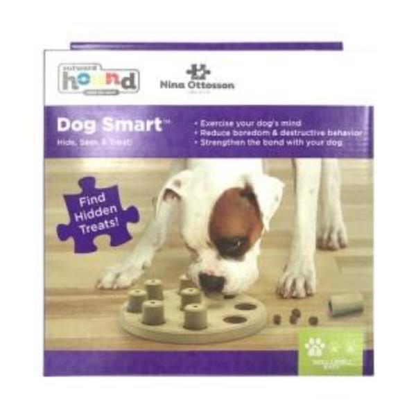 강아지 레벨1단계 간식넣는 불리불안 사료 퍼즐 지능개발 놀이 토이 노즈워크 장난감
