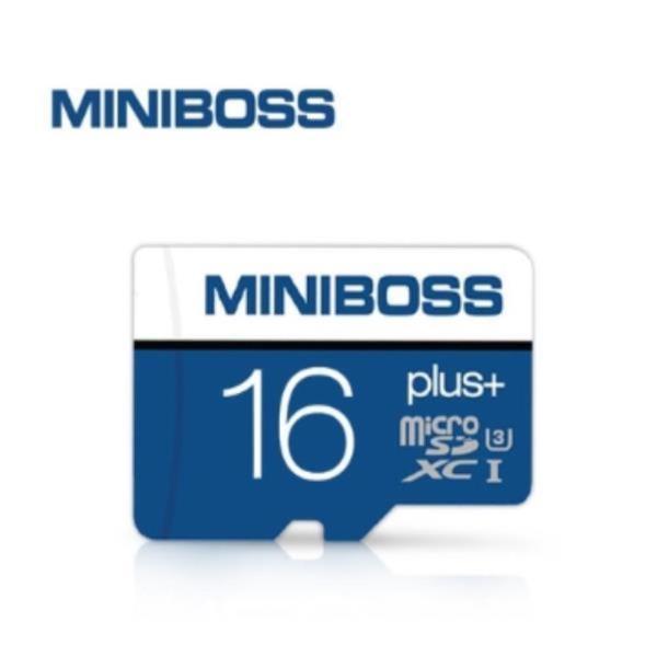 미니보스+ TLC메모리 카드 휴대폰메모리 16G SD카드