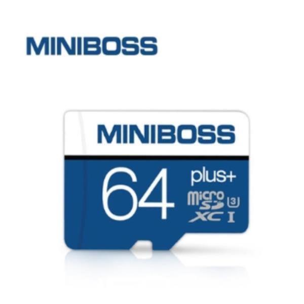 미니보스+ TLC메모리 카드 휴대폰메모리 64G SD카드