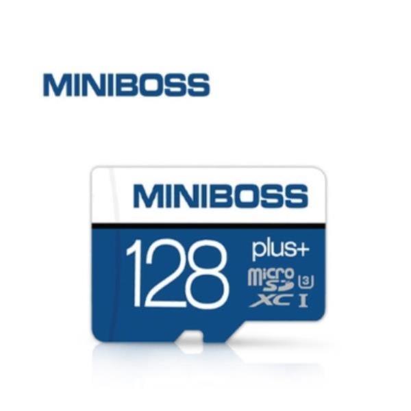 미니보스+ TLC메모리 카드 휴대폰메모리 128G SD카드