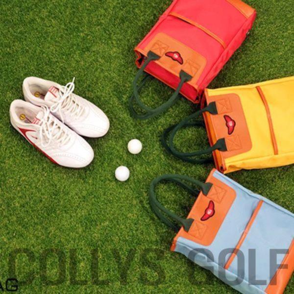 콜리스 스포티슈즈백 골프화주머니 슈즈백 신발주머니 휴대용가방 신발가방