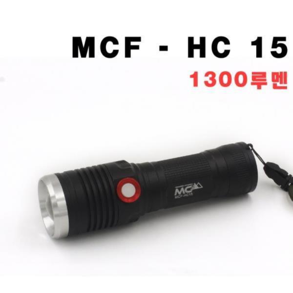 MCF-HC15 LED후레쉬_5핀 다이렉트 충전