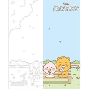 DIY 그리기 페인팅 리틀프렌즈 소풍-스카이 40X50