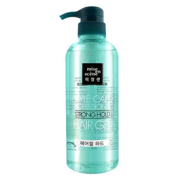 미장센 화장품 스타일케어 헤어젤 500ml