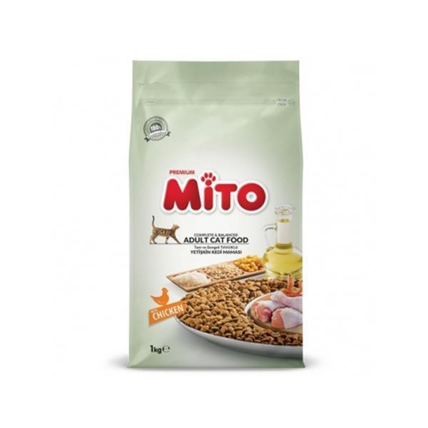 미토 프리미엄 고양이사료 치킨 1kg×5개