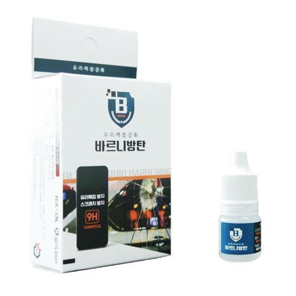 YP 유리액정 강화제 바르니방탄 3ml