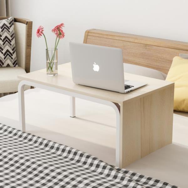 사이드테이블 다용도 이동식 좌식테이블 보조 협탁 거실 다자인 커피솝 침대책상 간이보조 베드 노트북