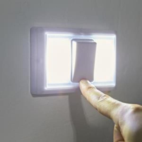 LED스위치 비상조명등 벽옷장 신발장 창고 독서랜턴 A