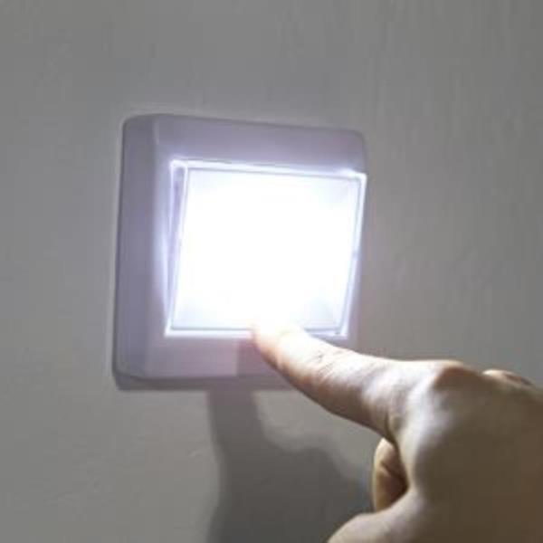 LED스위치 비상조명등 벽옷장 신발장 창고 독서랜턴 C