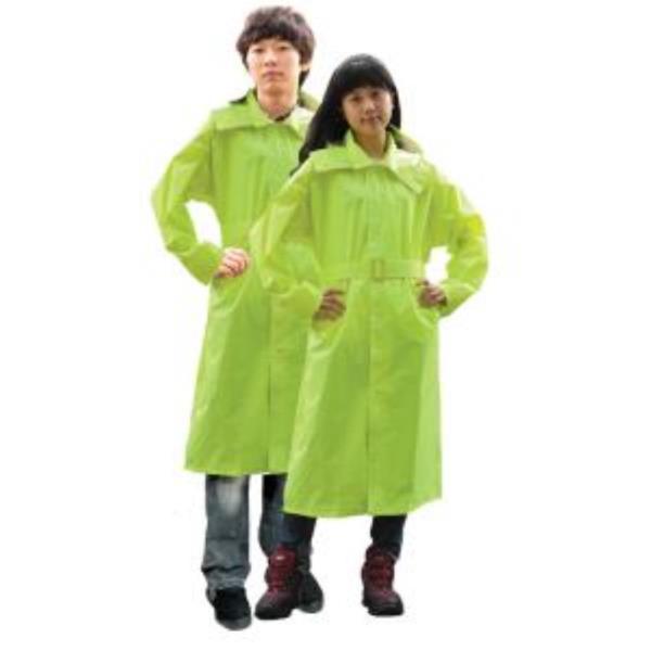 형광 안전 코트 우의 비옷 우비 산업용 현장 오토바이