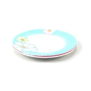 페러스 멜라민 원형 접시 8 - 3EA 접시 그릇 식기 디