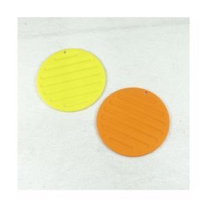 실리콘냄비받침(원형)1 - 2EA 냄비받침 실리콘받침