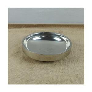 키친프리 이중찬기(2호)10.5cm - 2EA 앞접시 이중찬기