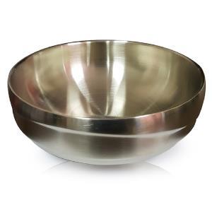 티타늄 웨이브 물결 이중 냉면기 19.5cm