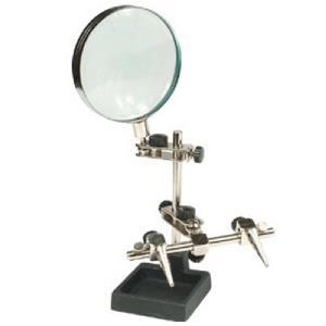 Prokit 납땜용 보조용 확대경 - 기판 고정용 2배율 렌즈