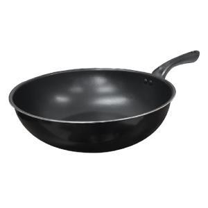 블랙 인덕션 논스틱 코팅 튀김팬 28cm