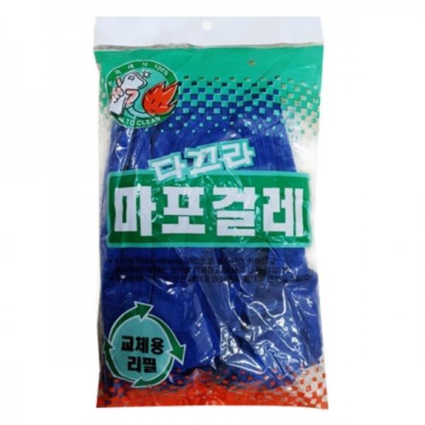 초극세사 마포걸레 (리필용) 1P 색상랜덤 리필걸레