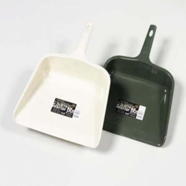 인테리어 쓰레받기 1P 색상랜덤 쓰레받이 청소용품