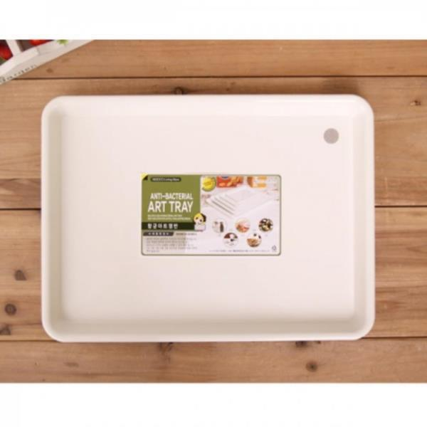 클린아트 쟁반 (32x24) 트레이 소품수납 간식 과일
