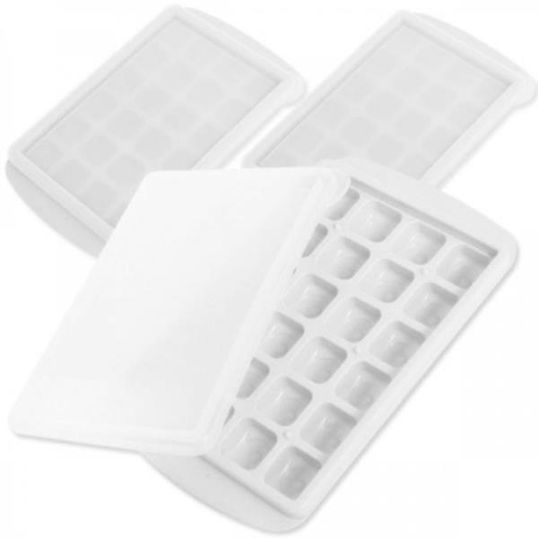 냉동양념트레이 냉동다진마늘트레이 (24구-3매입)
