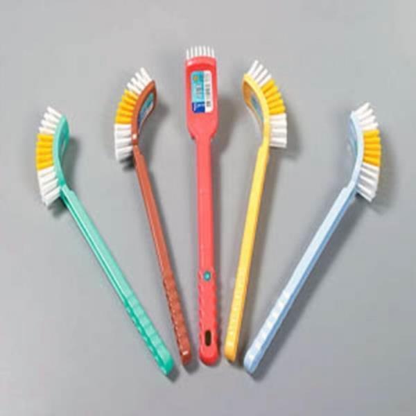 사각 변기솔 화장실솔 욕실솔 (소) 색상랜덤 1EA