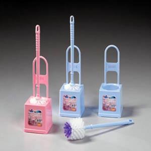 손잡이 원형 통변기솔 화장실솔 욕실솔 색상랜덤 1EA