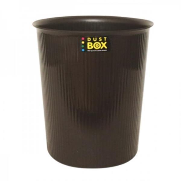 코스마 오픈쓰레기통 오픈휴지통 원형 (중)