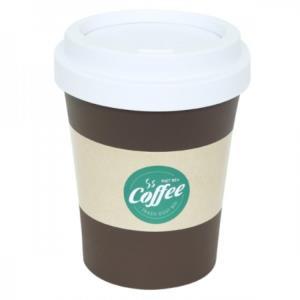 테이크아웃 커피쓰레기통 커피휴지통 (2.5L)