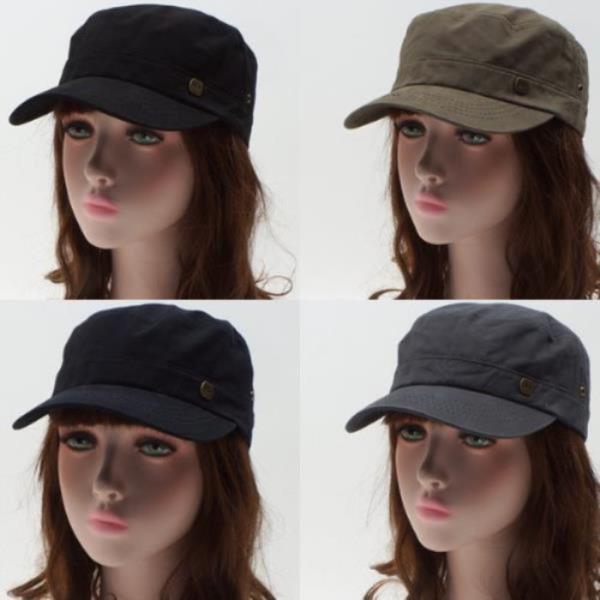 심플 면군모[S907-DM]모자