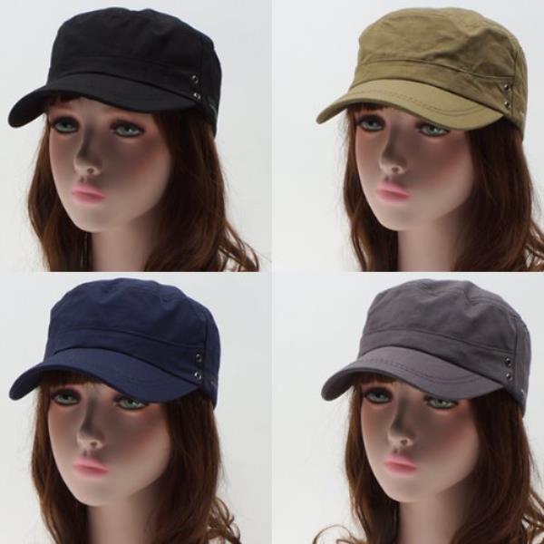 심플 면군모[S906-스포티]모자