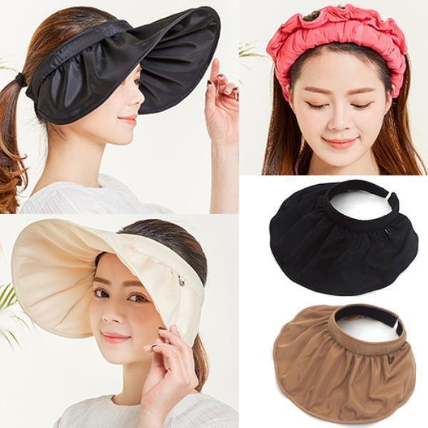프라햇 썬캡[S929-헤어밴드]모자