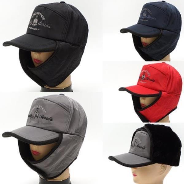 털귀달이 방한레저캡[S1139-칠각]모자 털모자