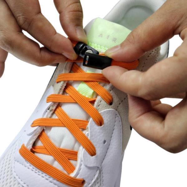 자석 신발끈 16종 매듭없는 운동화끈 클립