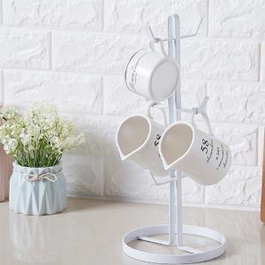 타워형 만능 스틸 컵걸이