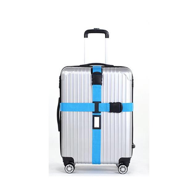여행용 캐리어 보호밴드(블루)