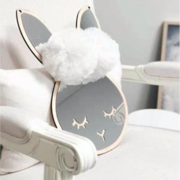 토끼 안전 거울