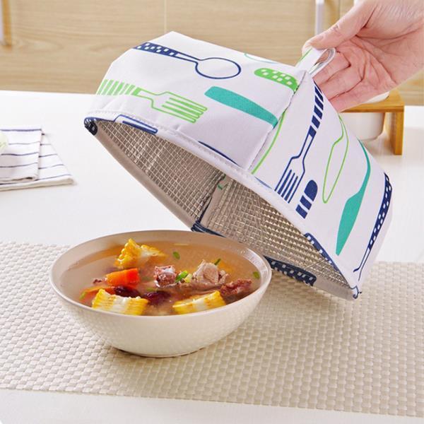 접이식 보온 음식덮개(그린)