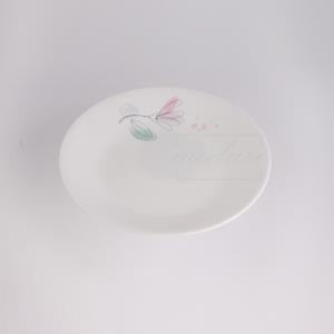 코렐 파스텔멜로디 소 접시 반찬그릇 식사라 원형그릇