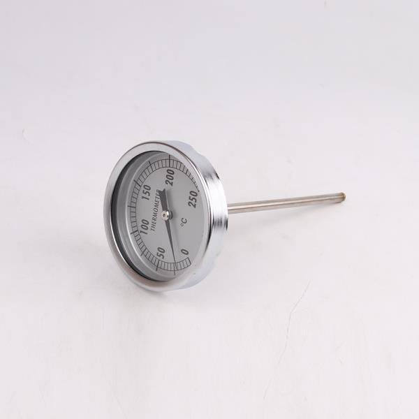 대원 고온 바이메탈  튀김온도계 16cm 조리용온도계