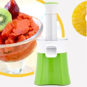 가정용 과일 아이스크림 만들기 기계 머신 특별간식