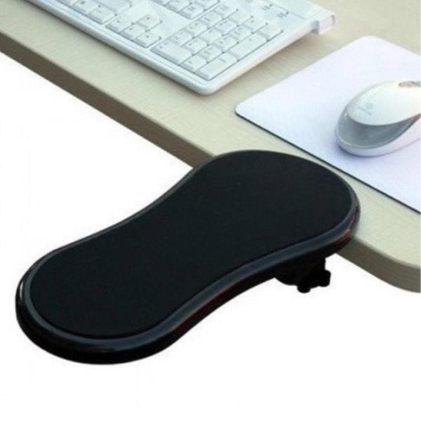 사무실 가정용 마우스 팔목 보호 패드 팔거치대 책상