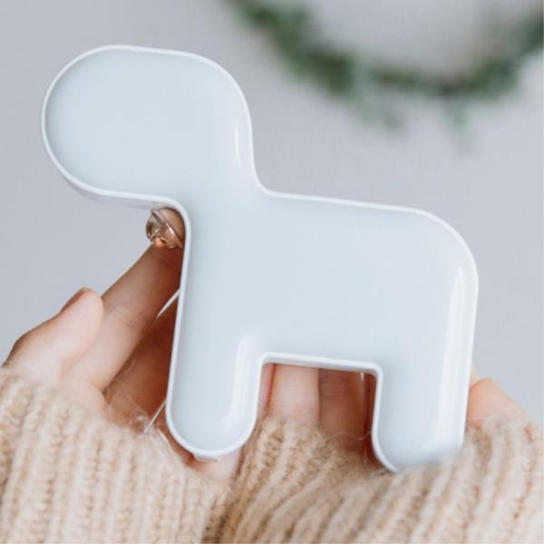 선물용 방울 강아지 LED 램프 무드등 집들이 인테리어