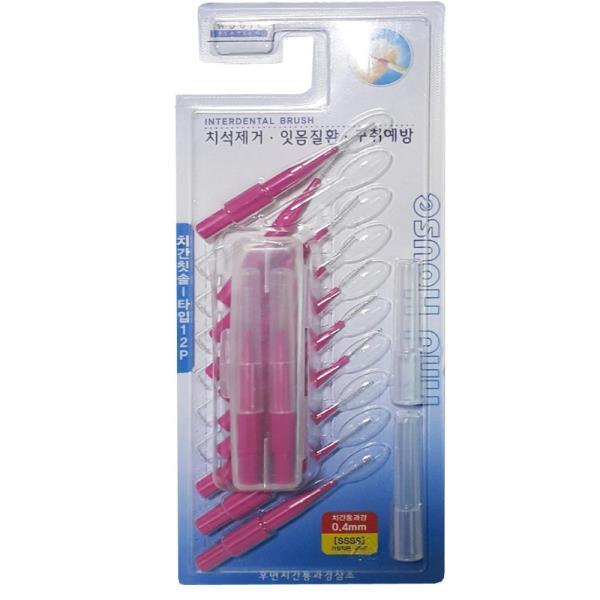 치석제거 잇몸 칫솔 치간치솔 어금니칫솔 구강용품