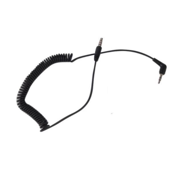 차량용 핸드폰 핸즈프리 커넥터 케이블 음향기기 MP3