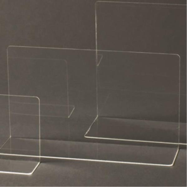 상품진열대 투명 아크릴 칸막이 거치대 스탠드 선반
