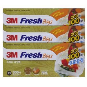 일회용 비닐백 위생백 봉지 중형 900매 배달 소모품